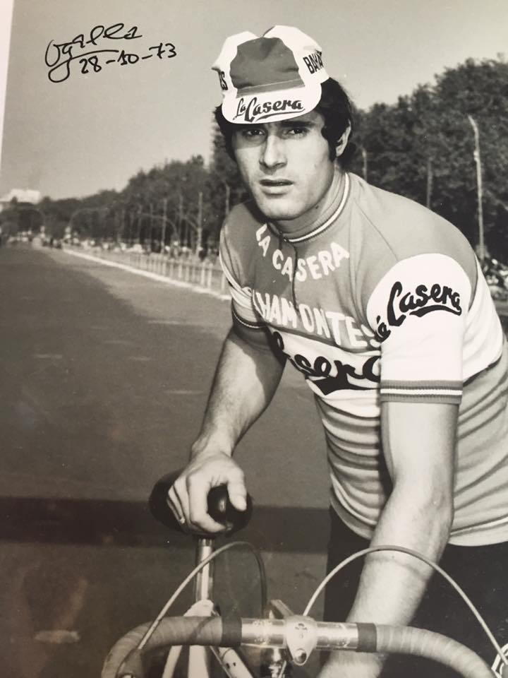 José Luis Abilliera «El ciclismo es el deporte más limpio»