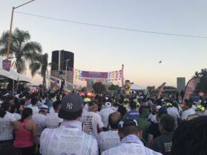 Buscando la gloria del maratón