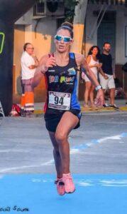 Sonia Moreno «Correr me da la vida»
